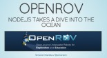 OpenROV at the Node.js conf