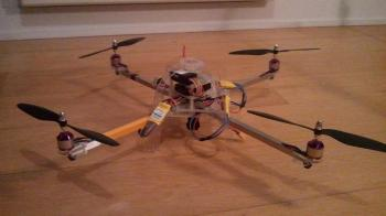 Arducopter ready for first flight